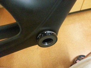 Token Bottom Bracket